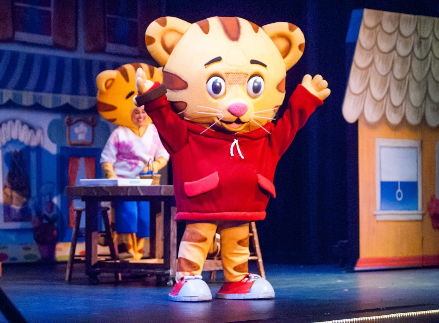 Daniel Tiger's Neighborhood Live, 2016 - Photo by Jeff Sprang Photography