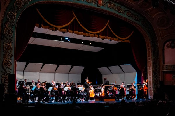 The Mansfield Symphony Orchestra is a gem for our community!