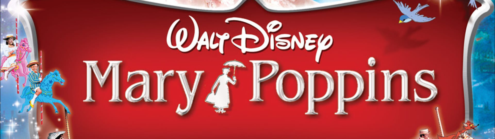 Mary Poppins Banner