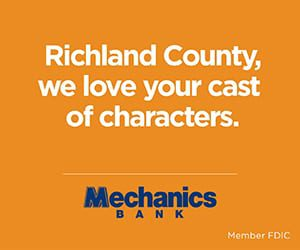 Mechanics Bank Static Page