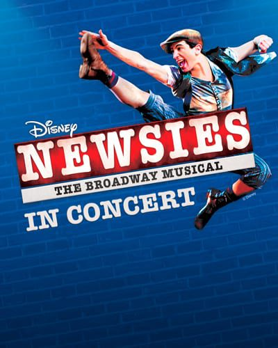Newsies in Concert
