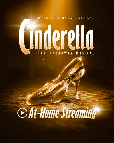 Cinderella At-Home Streaming