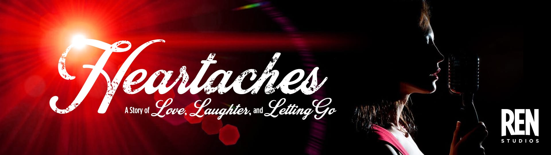 Heartaches: A Story of Love, Laughter, and Letting Go, Ren Studios