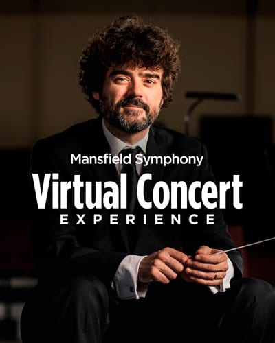 Mansfield Symphony Virtual Concert Experience