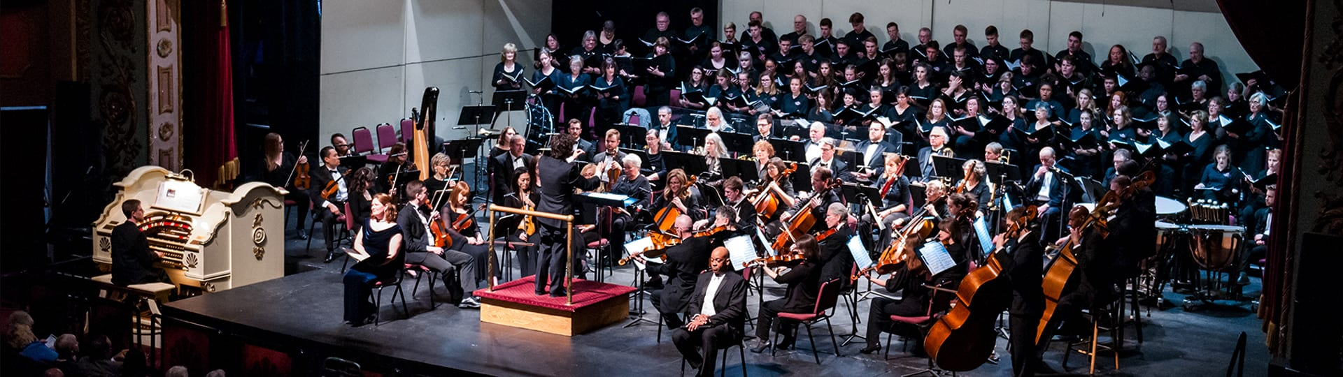 Mansfield Symphony: Choral Collaboration