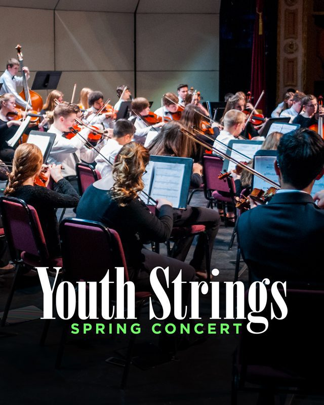 Youth Strings Spring Concert