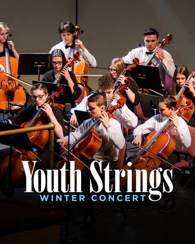 Youth Strings Winter Concert